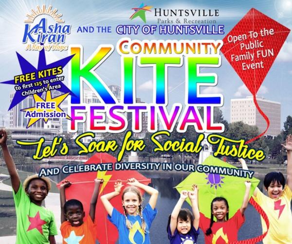 Community Kite Festival in Huntsville AL